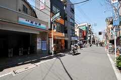 京急空港線・糀谷駅の様子。(2011-04-05,共用部,ENVIRONMENT,1F)
