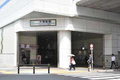 京急本線・大森町駅の様子。(2018-05-01,共用部,ENVIRONMENT,1F)