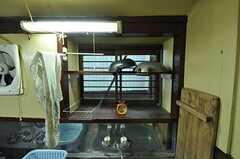 鍋類はコチラに収納します。(2010-11-16,共用部,KITCHEN,1F)