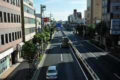 都営浅草線・馬込駅からシェアハウスへ向かう道の様子。(2010-11-16,共用部,ENVIRONMENT,1F)