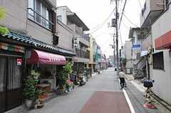 商店街の様子。(2012-05-21,共用部,ENVIRONMENT,1F)