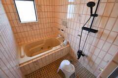 バスルームの様子。(2021-03-18,共用部,BATH,2F)
