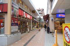 京急本線・平和島駅前の様子。(2016-02-15,共用部,ENVIRONMENT,1F)