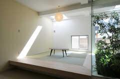 小上がりの和室があります。(2011-03-11,共用部,LIVINGROOM,1F)