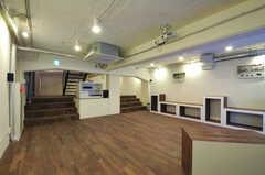 地下室(BASEMENT)の様子。(2011-03-11,共用部,OTHER,)