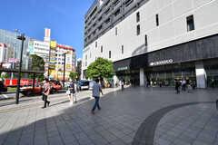 JR・蒲田駅の様子。(2020-09-11,共用部,ENVIRONMENT,1F)