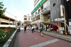 蒲田駅前の様子。(2020-09-11,共用部,ENVIRONMENT,1F)