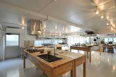 キッチンの様子3。(2014-03-28,共用部,KITCHEN,2F)