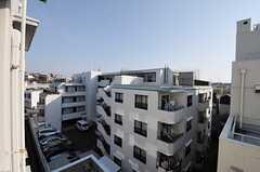 窓からの眺めはこんな感じ。(423号室)(2014-03-28,専有部,ROOM,4F)