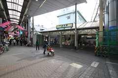 京浜急行線・雑色駅の様子。(2014-02-10,共用部,ENVIRONMENT,1F)