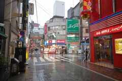 JR蒲田駅からシェアハウスへ向かう道の様子。(2008-10-14,共用部,ENVIRONMENT,1F)