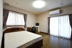 専有部の様子。2名入居も可能です。(203号室)(2016-11-07,専有部,ROOM,2F)