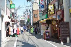 下北沢駅周辺の商店街。(2019-03-14,共用部,ENVIRONMENT,1F)