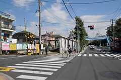 東急世田谷線・上町駅の様子。(2011-10-04,共用部,ENVIRONMENT,1F)