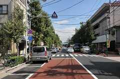 東急世田谷線・上町駅周辺の様子。(2011-10-04,共用部,ENVIRONMENT,1F)