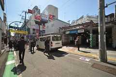 各線・下北沢駅南口の様子。(2016-03-17,共用部,ENVIRONMENT,1F)