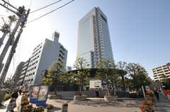 東急田園都市線・用賀駅の様子。(2011-01-28,共用部,ENVIRONMENT,1F)