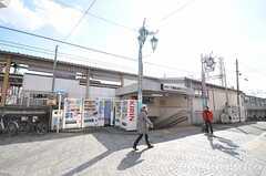 京王線・千歳烏山駅の様子。(2012-03-14,共用部,ENVIRONMENT,1F)