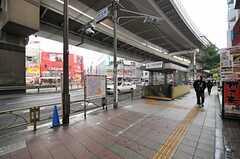 各線・三軒茶屋駅の様子。(2013-10-29,共用部,ENVIRONMENT,1F)