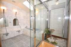 ゴージャスなバスルームの様子。(2009-10-12,共用部,BATH,2F)