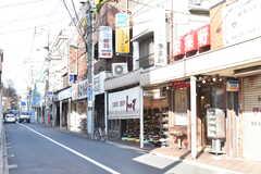 京王線・芦花公園駅周辺の様子。(2016-12-21,共用部,ENVIRONMENT,1F)