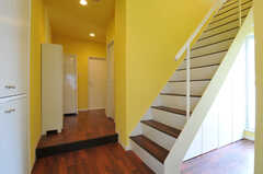 階段の様子。(2012-10-22,共用部,OTHER,2F)