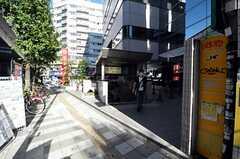 東急田園都市線・駒沢大学駅の様子。(2011-09-15,共用部,ENVIRONMENT,1F)