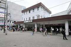 各線・明大前駅の様子。(2013-04-09,共用部,ENVIRONMENT,1F)