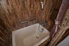 バスルームの様子。(2016-12-08,共用部,BATH,6F)