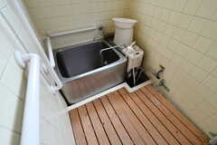 バスルームの様子。(2018-08-10,共用部,BATH,1F)