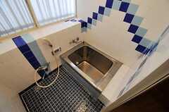 バスルームの様子。(2011-01-25,共用部,BATH,1F)