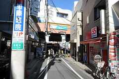 小田急線・豪徳寺駅の様子。(2011-01-25,共用部,ENVIRONMENT,1F)