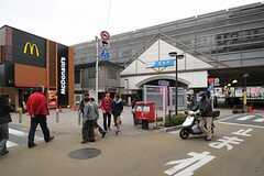 小田急小田原線・経堂駅の様子。(2011-11-18,共用部,ENVIRONMENT,1F)