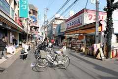 各線・下北沢駅周辺の様子。(2012-01-18,共用部,ENVIRONMENT,1F)