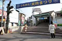 各線・下北沢駅の様子。(2012-01-18,共用部,ENVIRONMENT,1F)