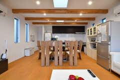 キッチンの様子。(2015-03-24,共用部,KITCHEN,2F)