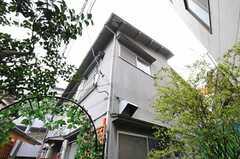 シェアハウスの外観。(2011-03-23,共用部,OUTLOOK,1F)