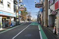 東急大井町線・九品仏駅前の様子。(2014-03-24,共用部,ENVIRONMENT,1F)