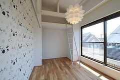 専有部の様子。(205号室)(2011-09-08,専有部,ROOM,2F)
