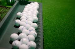 ゴルフボールもたくさん。(2013-11-07,共用部,OTHER,6F)