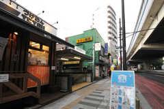 東急田園都市線・駒沢大学駅の様子。(2013-11-07,共用部,ENVIRONMENT,1F)