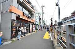 東急大井町線・等々力駅前の様子。(2016-03-30,共用部,ENVIRONMENT,1F)