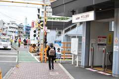 京王線・芦花公園駅前の様子。(2019-10-16,共用部,ENVIRONMENT,1F)