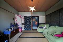 専有部の様子3。(202号室)(2012-09-03,専有部,ROOM,2F)