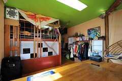 ドミトリーの様子4。(204号室)(2011-12-13,専有部,ROOM,2F)