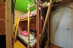ドミトリーの様子7。(204号室)(2011-12-13,専有部,ROOM,2F)