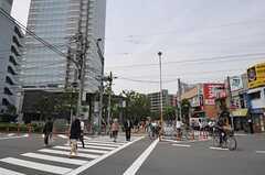 東急田園都市線・用賀駅前の様子。(2011-06-03,共用部,ENVIRONMENT,1F)