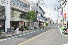 インテリアショップや雑貨屋さん、カフェなどの多い自由が丘の街。(2014-09-01,共用部,ENVIRONMENT,1F)