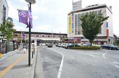 各線・自由が丘駅の様子。(2014-09-01,共用部,ENVIRONMENT,1F)