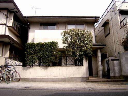 客家 下北沢の家